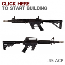.45 ACP Lever Release Rifle Builder