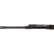 ".223 Chrome Mol MBAR Barrel 16"" 1 in 8 TPI Hammer Forged NTEC Coated Inc Gas Piston Assy 1/2"" x 28 TPI & A2 Brake +£1,127.24"