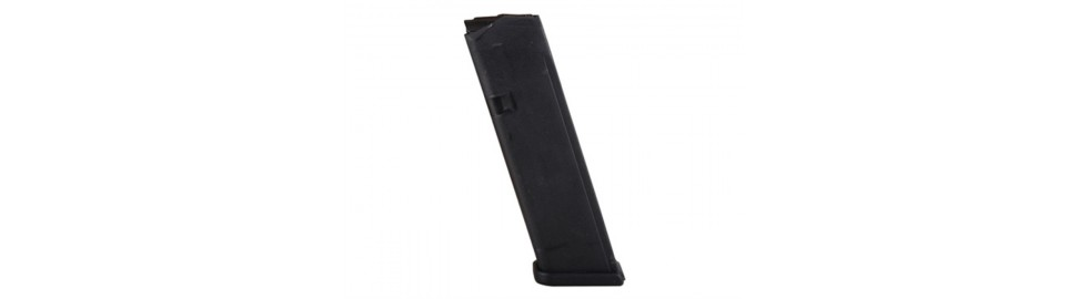 9mm Glock 17 Round magazine