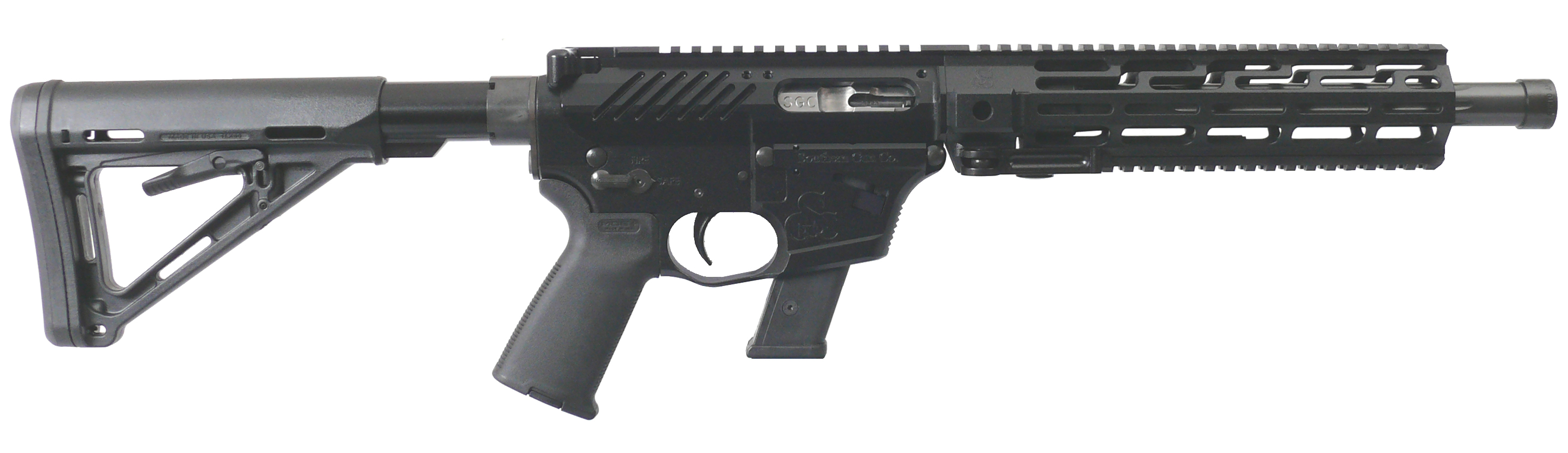 9mm Lever Release Carbine